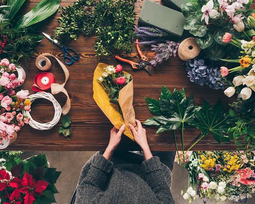 Amour de Fleurs - Soisy-sous-Montmorency - Prestations