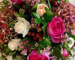 Amour de Fleurs - Soisy-sous-Montmorency - Bouquet de fleurs