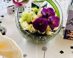 Amour de Fleurs - Soisy-sous-Montmorency - Fleurs de table